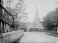 St. Giles Church, Horsted Keynes.